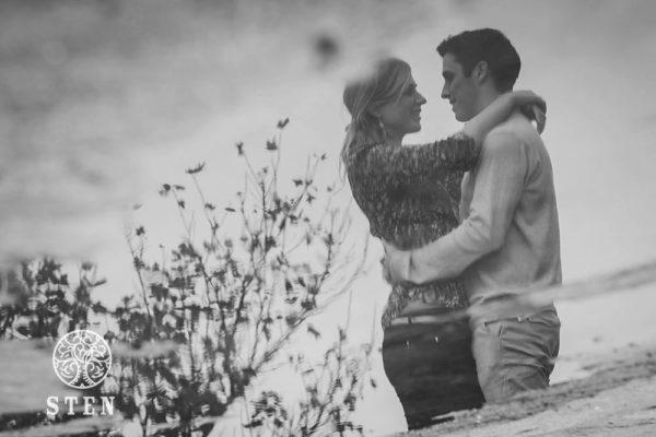 Reflet, couple