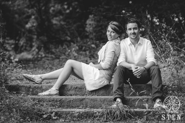 Couple, engagement, mariage, Rennes, Cleunay, Stenphoto