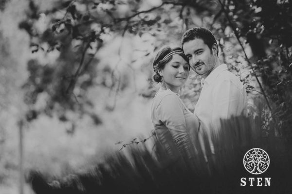 Mariage, couple, engagement, Rennes