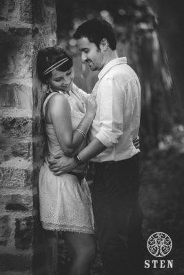 Couple, mariage, engagement