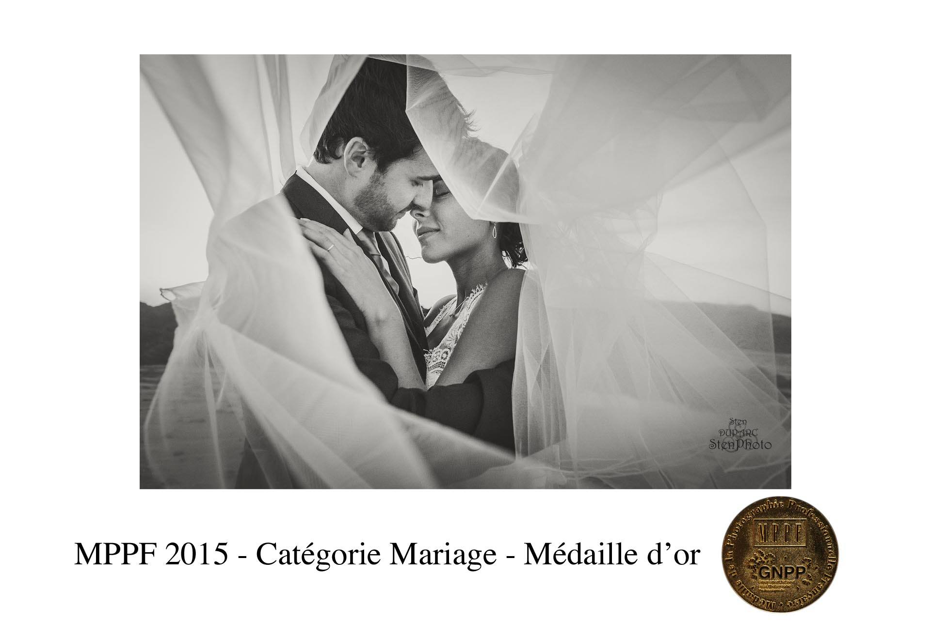 Photographe Rennes Mariage Voile