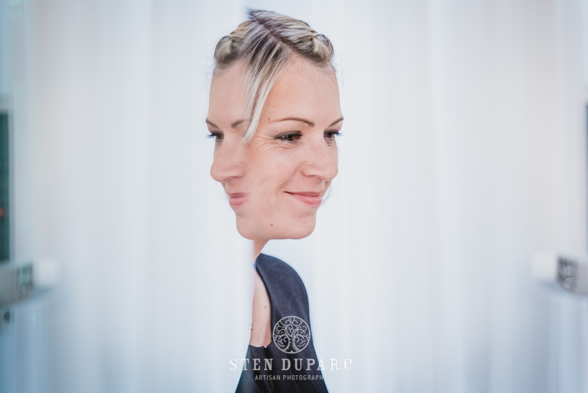 Photographe Rennes Mariage Habillage Coiffure Maquillage